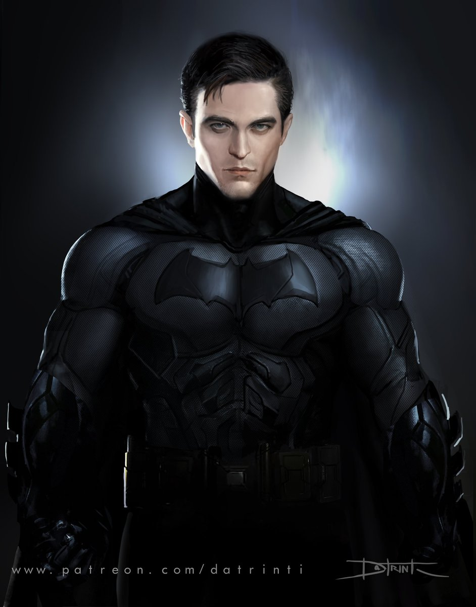 Robert Pattinson EST Batman! D677ds10