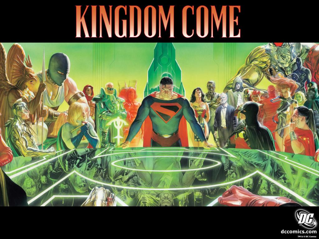 Kingdom come de Mark Vaid et Alex Ross Ob_80510