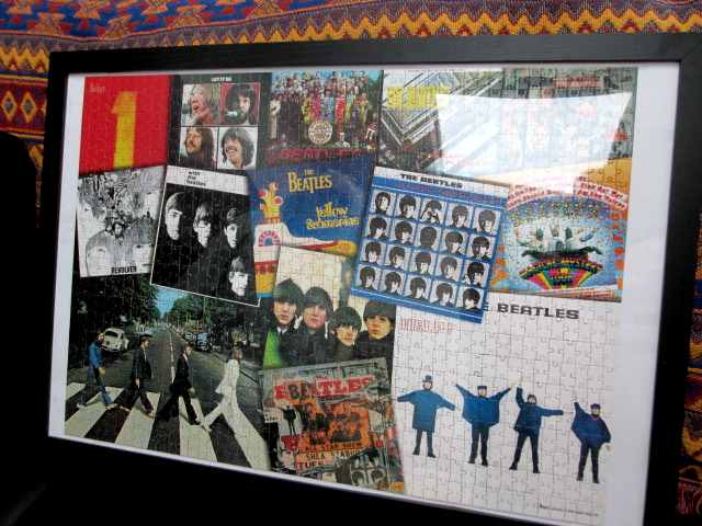 VARIOUS BEATLES ITEMS B01_110