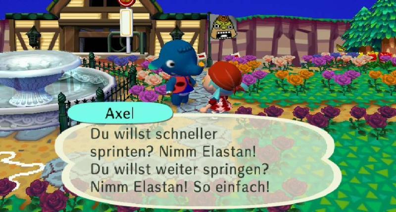 Bewohnertratsch Axelel10