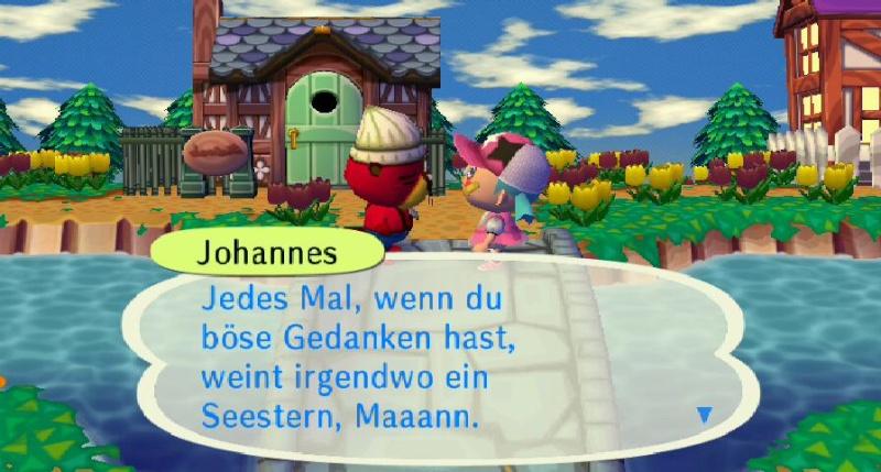 Sprüchesammlung von Johannes dem Otter - Seite 2 Johann17