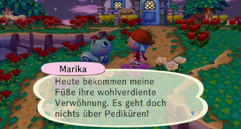 Bewohnertratsch Marika10