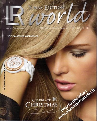 "Catalogue ""Noël 2010 - L.R. Health&Beauty Systems"" Editio14"