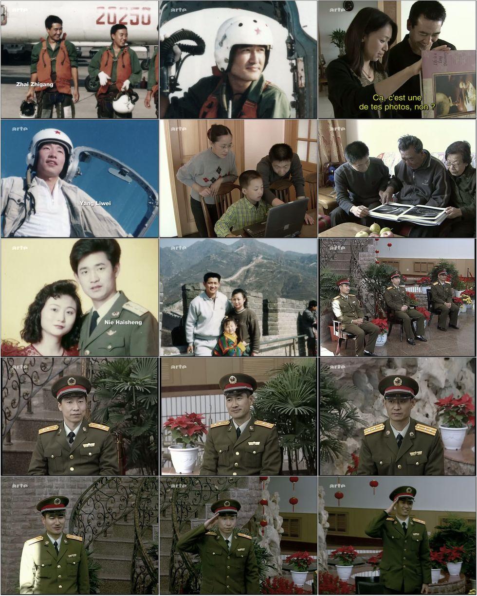 ARTE - Le premier chinois dans l'espace 4les_310