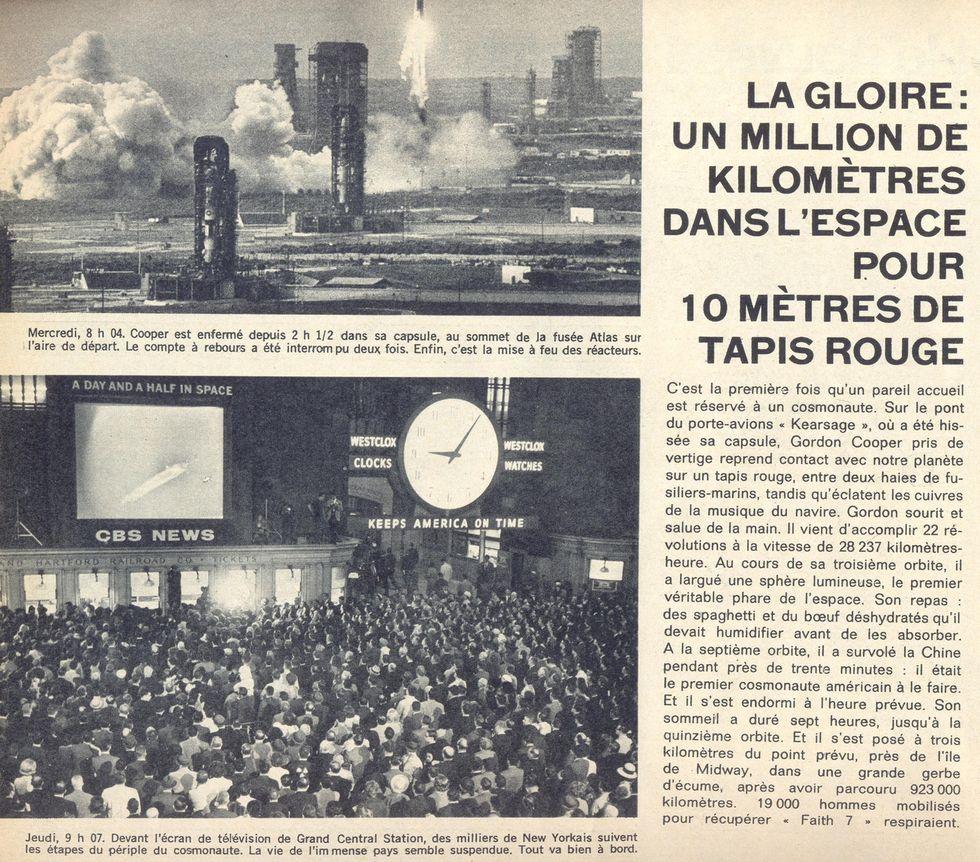 15 mai 1963 - Mercury Atlas  3 - Gordon Cooper 63052511