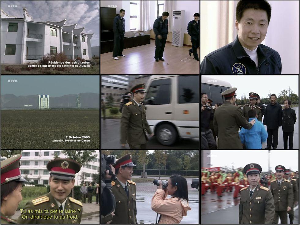 ARTE - Le premier chinois dans l'espace 6avant10