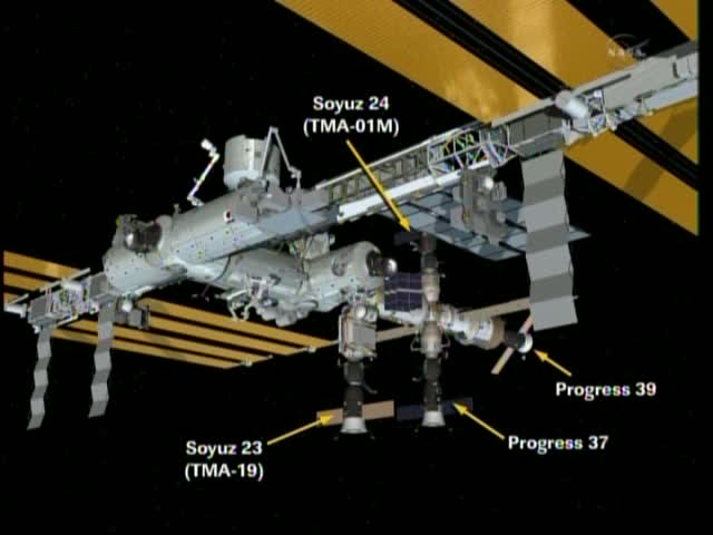 Expedition 25 Arrive10