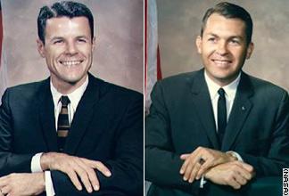 28 février 1966 décès de Charles Bassett et Elliot See Charle10