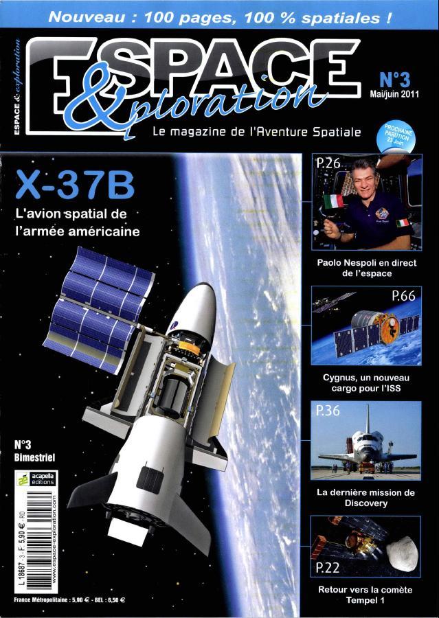 Espace & Exploration - Nouveau magazine - Page 2 L868710
