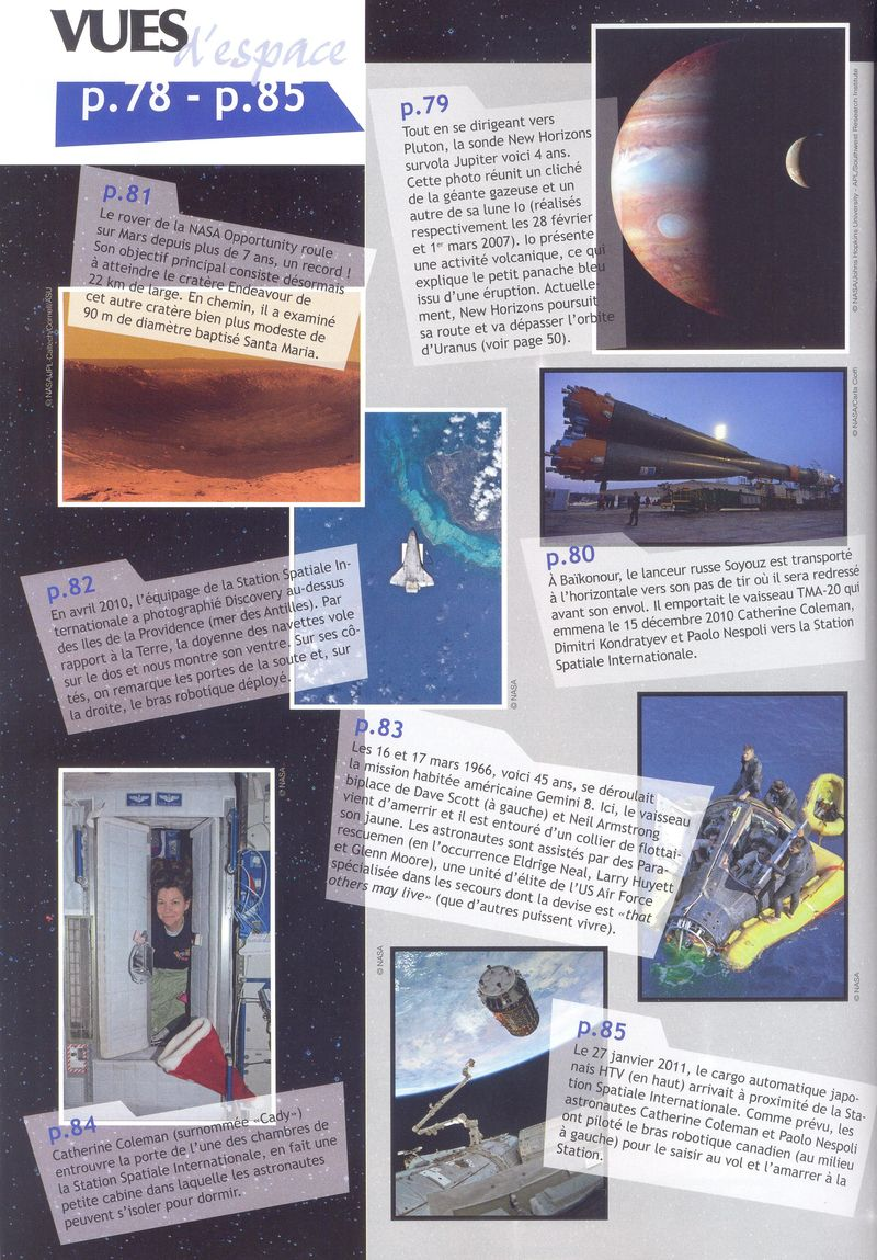 Espace & Exploration - Nouveau magazine - Page 2 Pleine10