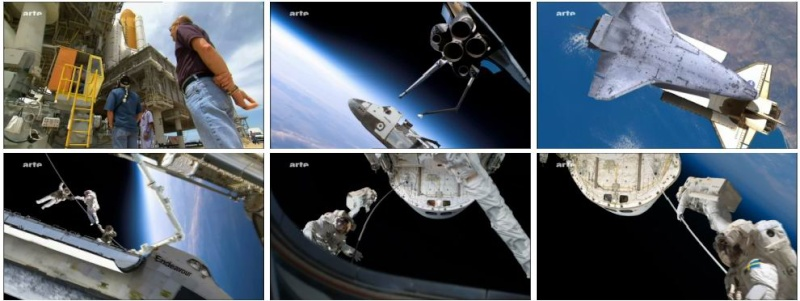 Documentaire sur Hubble sur Arte Secour10