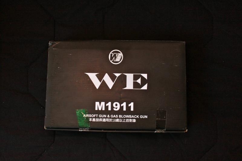 Colt .45 1911 WE Img_6810