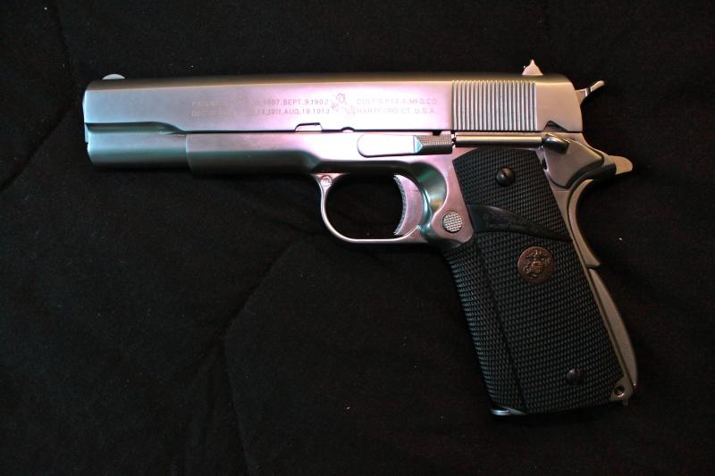Colt .45 1911 WE Img_6814