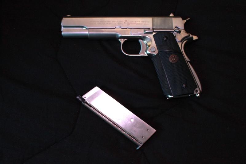 Colt .45 1911 WE Img_6818