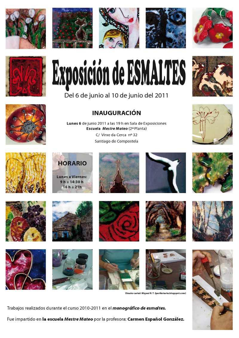 Exposición ESCUELA MAESTRO MATEO de Santiago de Compostela Expoma11