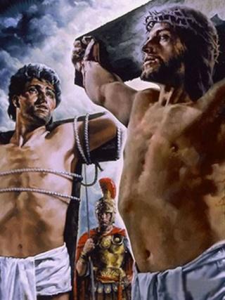 NYEEM YES XUS COV LUS. - Page 2 Jesus_14
