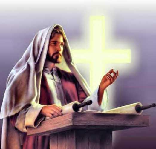 VIM LI CAS KUV THIAJ LI UA NEEG NTSEEG ( CHRISTIAN ) ? Jesus_15