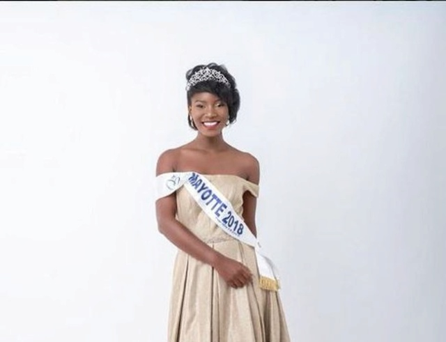 Election de Miss France 2019 Mayott11