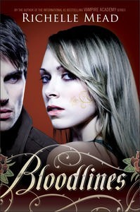 Bloodlines Book 1 ~ VA SPIN OFF SERIES - RELEASED AUGUST 2011 97819210