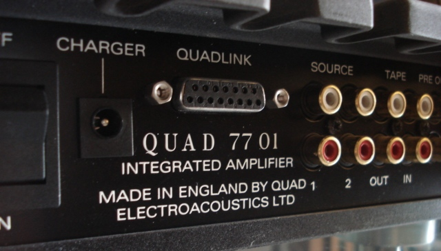 Quad 77 Integrated Amplifier/ Quad 606 Power Amp/ Quad 34 & 405 (Used)