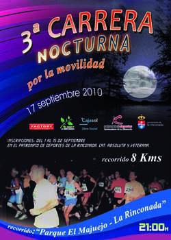 """17/09/2010 III Nocturna """"La Rinconada-El Majuelo- 2010-010"""
