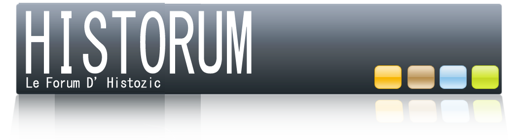 Historum, le forum d'Hebdozic.wordpress.com