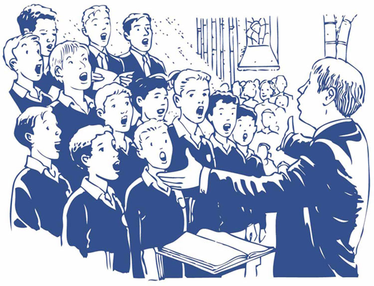 Les Petits Chanteurs de Sainte-Croix de Neuilly Petits10