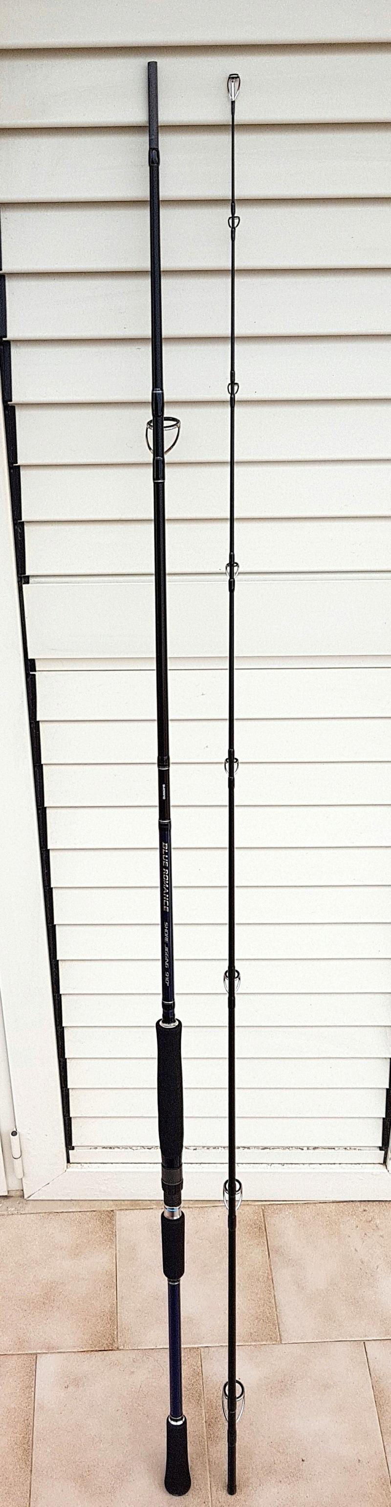 [VENDO]Shimano Blue Romance Shore Jigging 9'10'' da 80 g 20180954