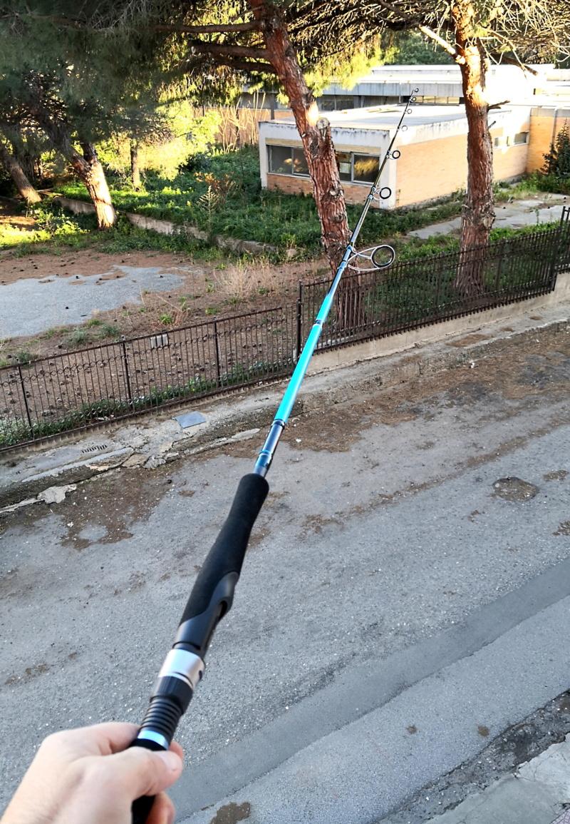 [VENDO]TUBERTINI SEIKA SHOOTER 7'3'' OFFSET 60 GR Img_2086