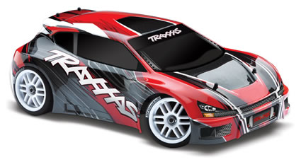 Derniere ponte - Traxxas Rally VXL 1/16 7307-r10