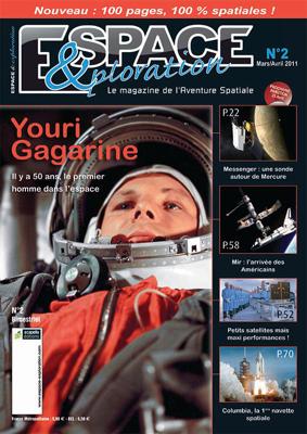 Espace & Exploration n° 2 - Page 5 Couv_e11