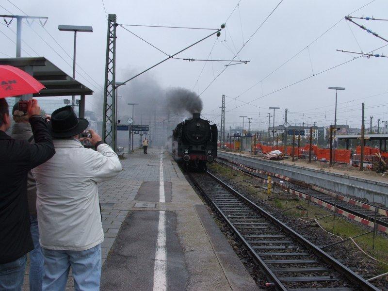 Zwei Pazifics der deutschen Bahnen: BR 01 und 03 - Seite 3 Dscf6544