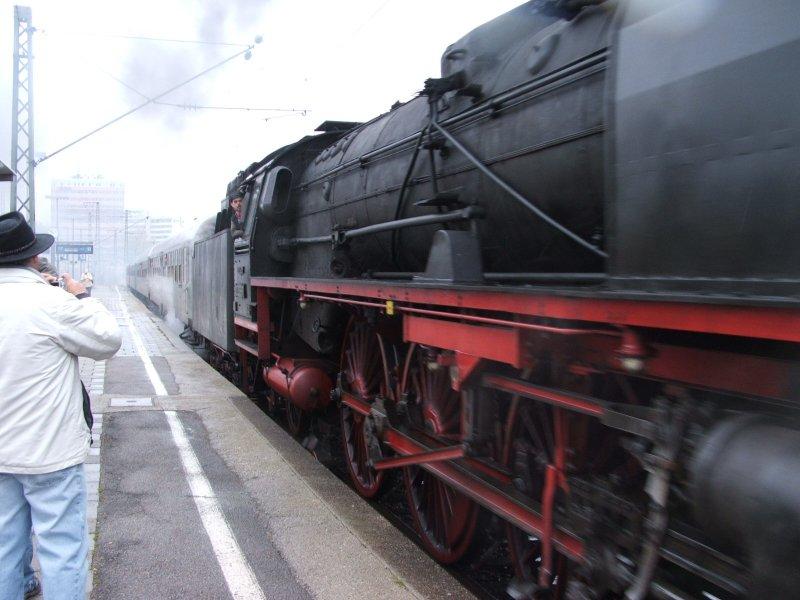 Zwei Pazifics der deutschen Bahnen: BR 01 und 03 - Seite 3 Dscf6545