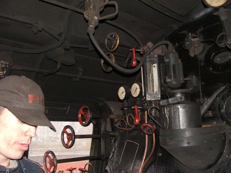Zwei Pazifics der deutschen Bahnen: BR 01 und 03 - Seite 3 Dscf6557