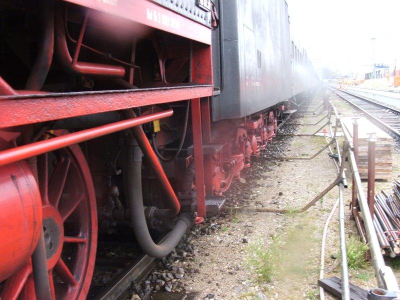 Zwei Pazifics der deutschen Bahnen: BR 01 und 03 - Seite 3 Dscf6567