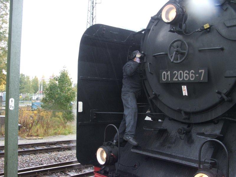 Zwei Pazifics der deutschen Bahnen: BR 01 und 03 - Seite 4 Dscf6670