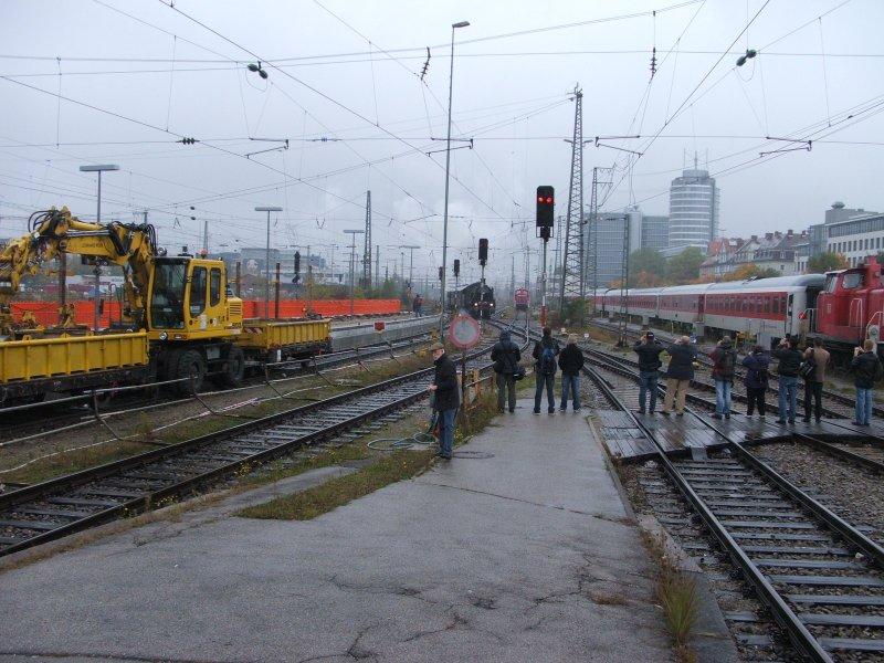 Zwei Pazifics der deutschen Bahnen: BR 01 und 03 - Seite 4 Dscf6740