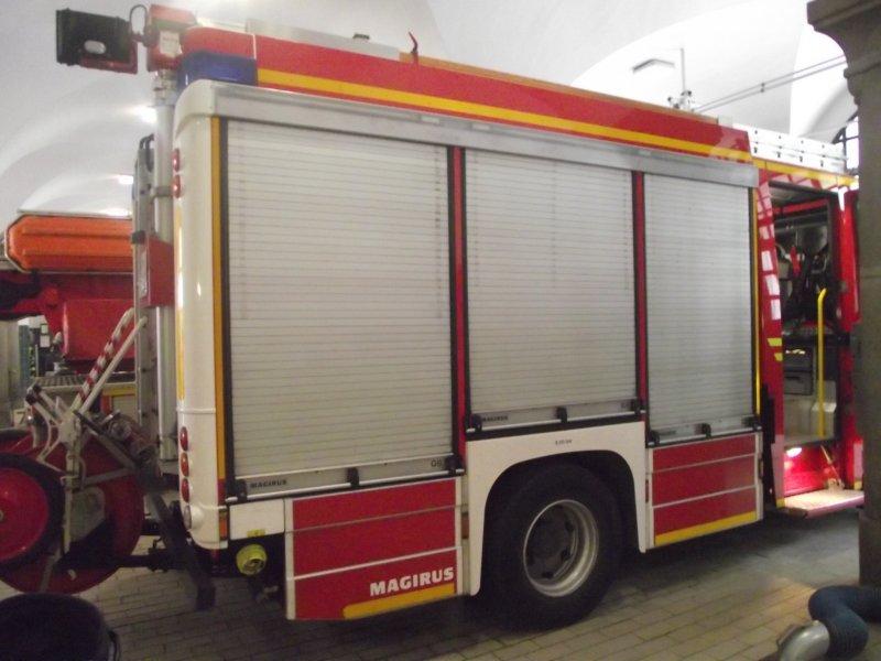 Feuerwehr München Feuerw27