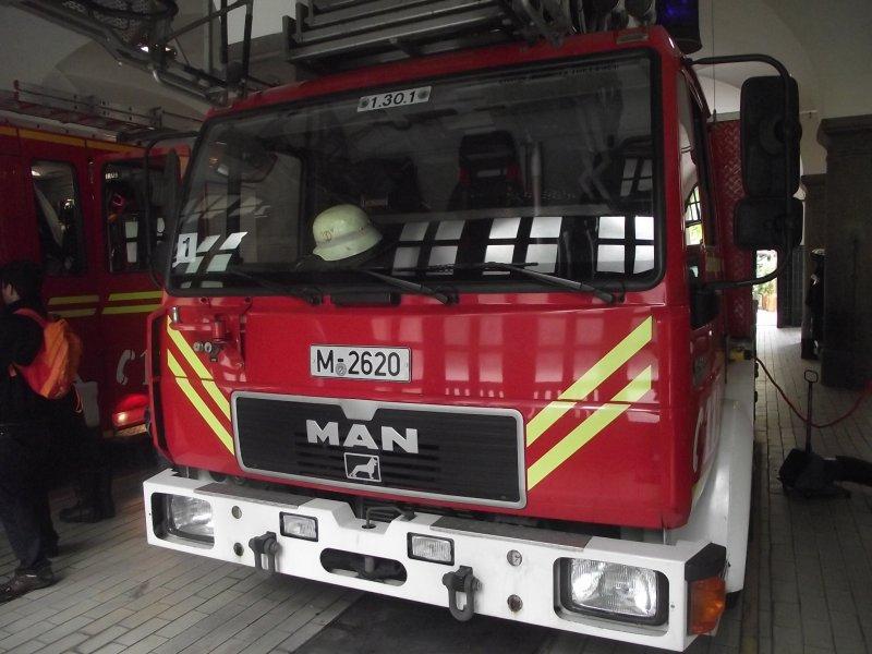 Feuerwehr München Feuerw32