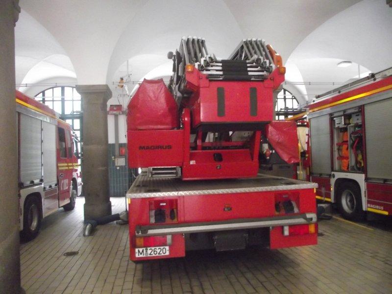 Feuerwehr München Feuerw36