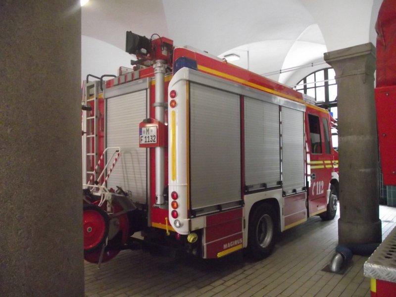 Feuerwehr München Feuerw37