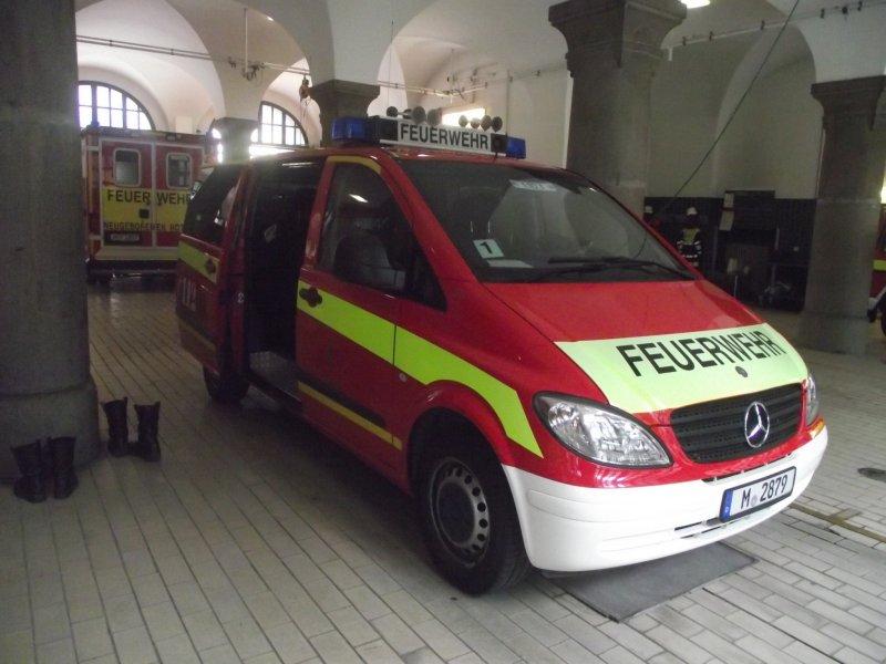 Feuerwehr München Feuerw42
