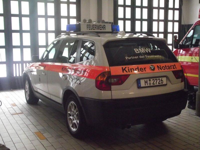 Feuerwehr München Feuerw47