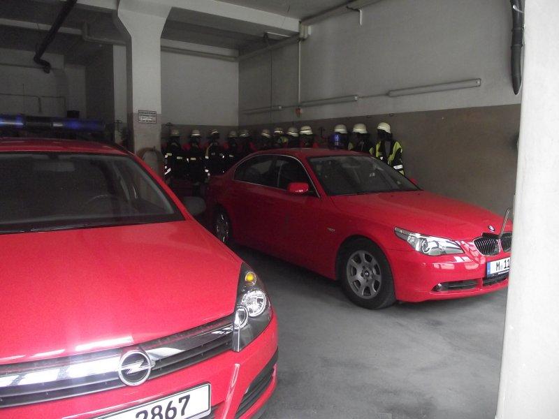 Feuerwehr München Feuerw61