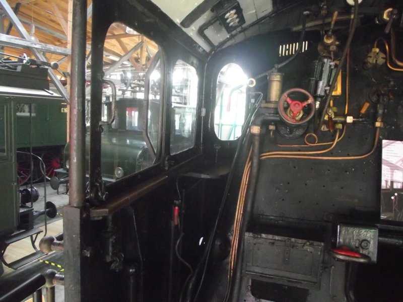 Lok 18 427 (S3/6) in Freilassing Lokwe115