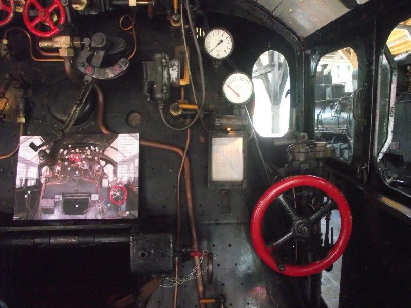 Lok 18 427 (S3/6) in Freilassing Lokwe117