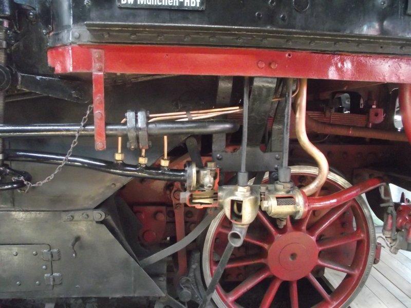 Lok 18 427 (S3/6) in Freilassing Lokwe125