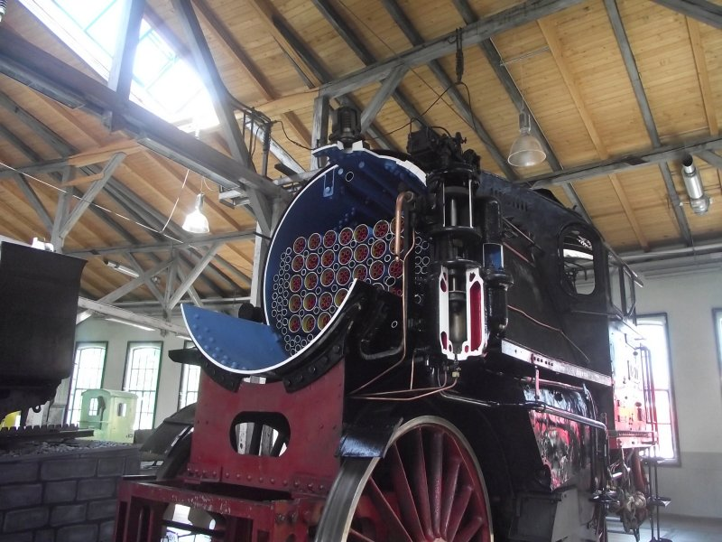 Lok 18 427 (S3/6) in Freilassing Lokwe128