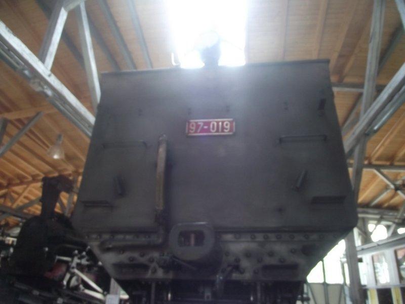 III C 719 Zahnraddampflokomotive (Schmalspur) Lokwe188