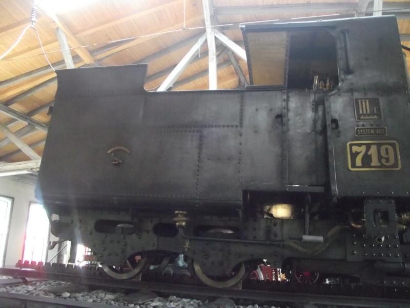 III C 719 Zahnraddampflokomotive (Schmalspur) Lokwe189